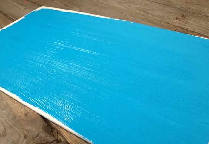 Kreidetafel outdoor selber machen wohn design - Kreidetafel selber machen ...