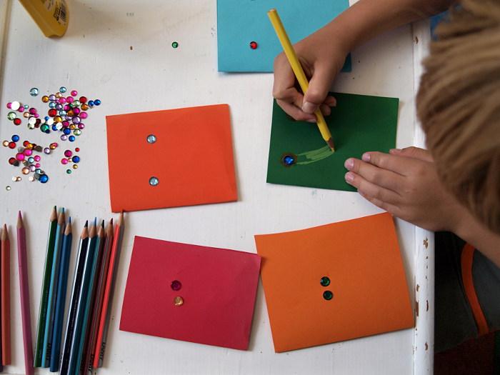 Geburtstagskarten Basteln Fur Jungs.Geburtstagskarte Basteln