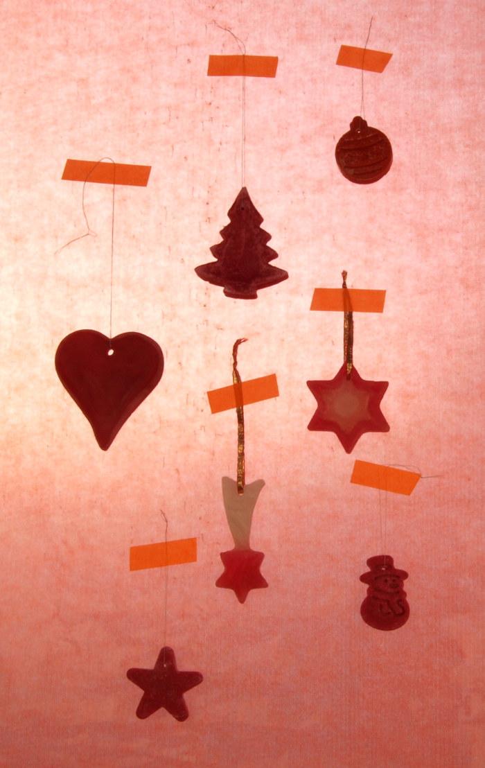 Weihnachtsbasteln basteln mit blog - Weihnachtsdeko basteln fenster ...