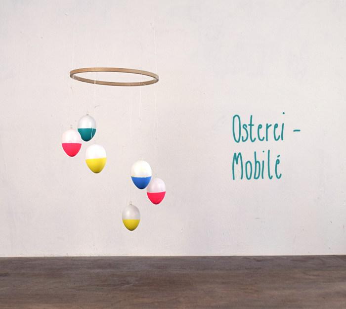 ostereier mobil. Black Bedroom Furniture Sets. Home Design Ideas
